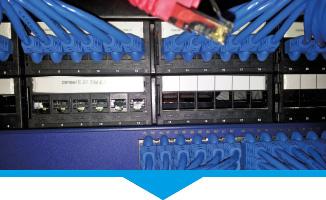 Hop Noord, data en telecom installaties